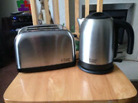Russell Hobbs Kettle and Toaster for sale,.. Virtually new