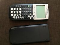 TI-84 Plus Mathematical Graphic Calculator