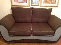 2,2 SEATER SOFA S WILL SELL SEPERATLEY