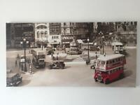 1920s Piccadilly Circus Canvas Print