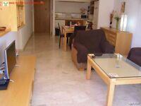Costa Blanca, Spain. 2nd floor apt, a/c, 3 pools, easy walk to beach
