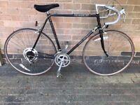 RALEIGH Pursuit Road Racing Mountian Bike. Vintage Bicycle 10 Speed