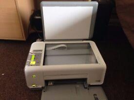 HP Desktop all in one printer