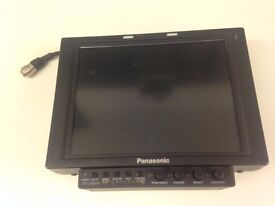 "Panasonic 8.4"" LCD Monitor"