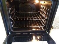 Built in double Hotpoint cooker