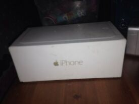 NEW- IPHONE 6- 16GB- BOXED.