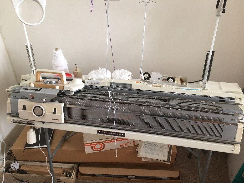 Empisal Knitmaster 326 Knitting Machine In Wolverhampton