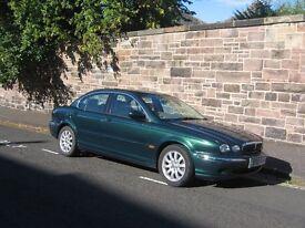 2003 Jaguar X Type 2.5 Automatic Saloon SE