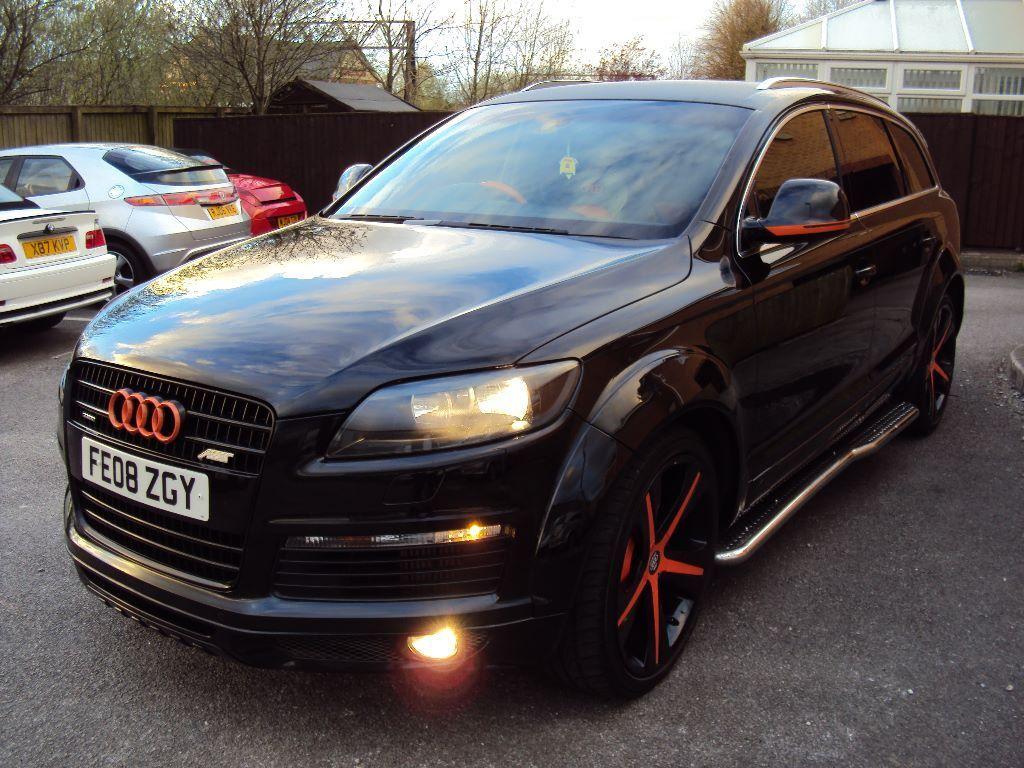 AUDI Q SLINE QUATTRO ABT TIPTRONIC WD RARE FSH TWO TONE - Audi 4wd