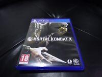Mortal Combat X game ps4
