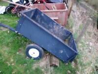 Lawnmower trailers x2 spares or repairs