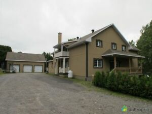 595 000$ - Maison 2 étages à vendre à Ste-Marie