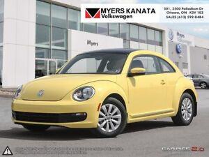 2013 Volkswagen Beetle 2.0 TDI Comfortline