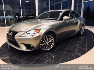 2014 Lexus IS 250 * PREMIUM * AWD * CAMERA + TOIT *