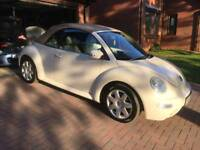 Volkswagen Beetle Convertible **RARE - REAL EYECATCHER STANDS OUT FROM THE CROWD **
