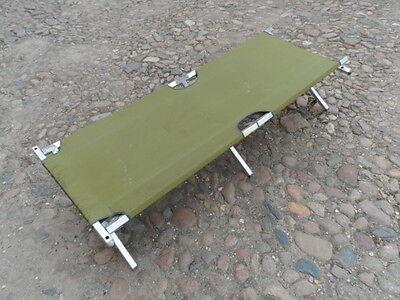 BW Armee Miltitary Bundeswehr Feldliege Klappbett Feldbett Feldklappbett  Bett