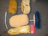 For Sale Wash BrushesMade by ShurHold IndustriesMade in the U.S.