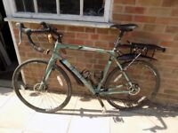 Felt 85X Cyclo-Cross bike. 3 yrs old, lovely bike in great condition.