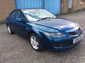 2007 Mazda ts 1.8 , mot - February 2018 ,service history,2 owners,accord,focus,astra,vectra,avensis