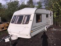 1999 Ace Harmony 4 berth caravan