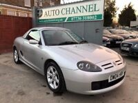 MG TF 1.8 135 2dr£2,485 p/x welcome FREE WARRANTY. NEW MOT