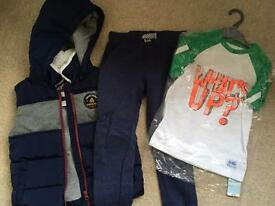 Bundle boys clothes 5-6, 6-7 yrs
