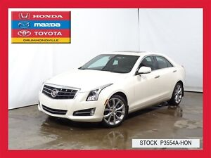 2014 Cadillac ATS 2.0L Turbo Premium+PERFORMANCE PACK+INT ROUGE+