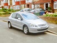 Peugeot 307 2.0 Diesel, Long MOT, Full Service History, Cheap Insurance,Reliable 5 Door Car, Alloys