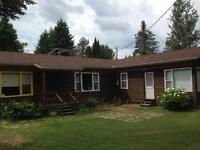 Chalet aux abords du Grand Lac Nominingue