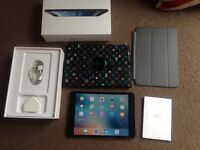 iPad mini 32gb/cellular unlocked to all networks,boxed