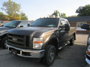 2008 Ford F-250 XL! AS TRADED! SUPER CAB!