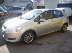 Toyota AURIS TR VVTI,5 door hatchback,FSH,1 previous owner,2 keys,very clean tidy car,