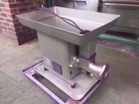 MEAT FASTFOOD SIZE 32 MINCER BUTCHERY COMMERCIAL MACHINE DINER TAKEAWAY SHOP CAFE GRINDER RESTAURANT