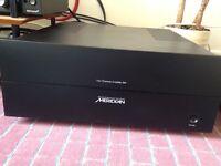 meridian 559 power amplifier 300w per channel
