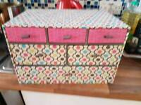Jewellery or stationery box (excellent quality)