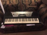 Yamaha Keyboard in working order £5