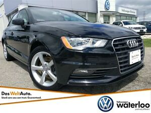 2015 Audi A3 2.0T Komfort quattro - LOWEST PRICE IN THE PROVINCE Kitchener / Waterloo Kitchener Area image 2