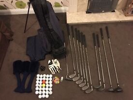 Full Golf Starter Set
