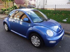 Volkswagen Beetle 1.6 3dr GN51EKP,87558,mot october 2018