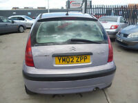lilac citroen C3 - IDEAL FIRST CAR OR XMAS GIFT