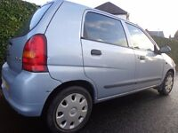 2004 suzuki alto 1.0 5 door with long mot only £30 a year road tax DRIVEAWAY OR DELIVERY AVAILABLE