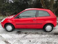 FORD FIESTA STYLE - 2005 - 69,000 MILES - CHEAP CAR