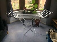 Beldray clothes airer/dryer, heats up to dry clothes quickly