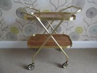 SMALL TROLLEY TABLE FOR SALE