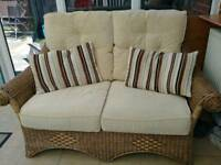 Good quality wicker conservatory furniture
