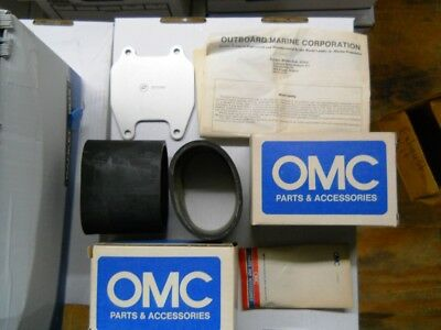 Exhaust Kit OMC Part Number 0174497