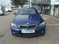 2009 59 BMW 3 SERIES 2.0 318D M SPORT BUSINESS EDITION 4D 141 BHP **** GUARANTEED FINANCE ****