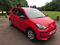 Volkswagen Up 1.0 in Red 2012