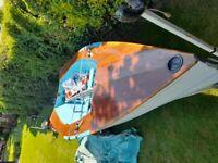 Cherub dinghy