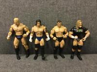Retro WWE WRESTLING JAKKS SPECIFIC ACTION FIGURES 2003 2004 2005 Bundle Toy 1 SDHC